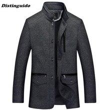 Для мужчин куртка верхняя одежда осень Для мужчин Пальто и пуховики Зимняя мужская осень пальто MJK33