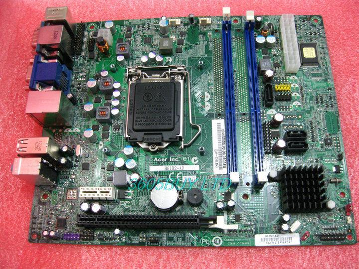 ФОТО H61 H61H2-AD 1155 With DVI PK H67 Q67 100% Tested Good Quality