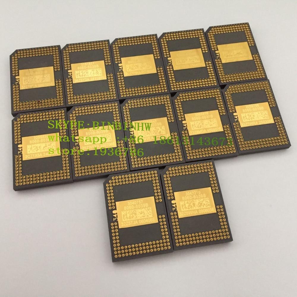 Original DLP Projector 8060-6038b 8060-6039b 8060-6138b 8060-6139b 8060-6238b 8060-6239b 8060-6338b DMD Chip цена и фото
