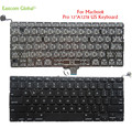 "US Keyboard For Macbook Pro 13"" A1278 SD US  English for Apple Macbook Pro A1278  USA Keyboard Replacement 2009-2013 Year"