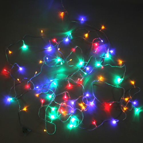 2017 Free Shipping Flash Led String Light Neon Lamp Outdoor Christmas Decorations 10 Meters