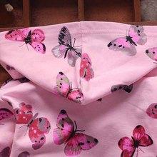 Spring Autumn Girls Jackets Outerwear