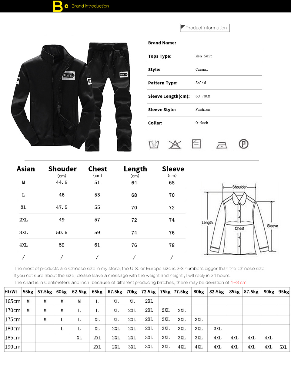 HTB105C1aTHuK1RkSndVq6xVwpXap BOLUBAO Men Set Sportswear + Swetpants 2019 Spring Summer Male Clothing Casual Sportswear Tracksuits Sweatshirt Male Set Suit