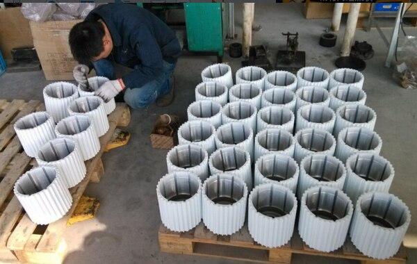 78d5e36b259 MAX 2.3KW generador 2kw de viento generador alternador 48 v 96 v 110 v 220 v  bajas revoluciones imán permanente con alta eficiencia sin escobillas en ...