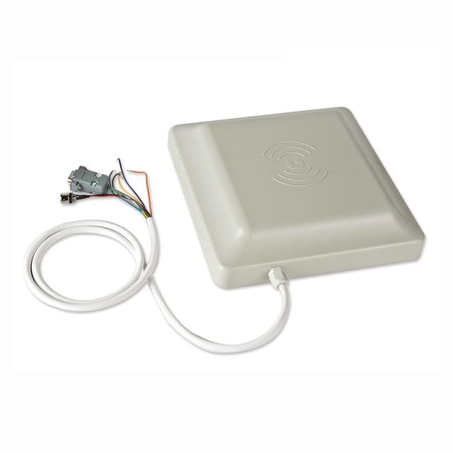 Cf-ru5106 médio alcance rfid uhf integrado leitor/escritor com RS232/WG26/RS485 interface para a gestão de estacionamento
