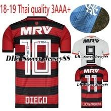 2181c3e69 2018 2019 adults T-shirt Flamengo shirt 18 19 men shirts soccer jersey  survetement camisetas