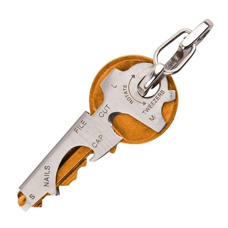 Key, Stainless, Multi-functional, Opener, Bottle, Chain