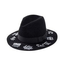 Унисекс шерсть женская мужская шляпа от солнца фетровая шляпа floffy Crushable шляпа ломающаяся Панама BB шляпа Уолтер Уайт ХАЙЗЕНБЕРГ сомбреро Кепка