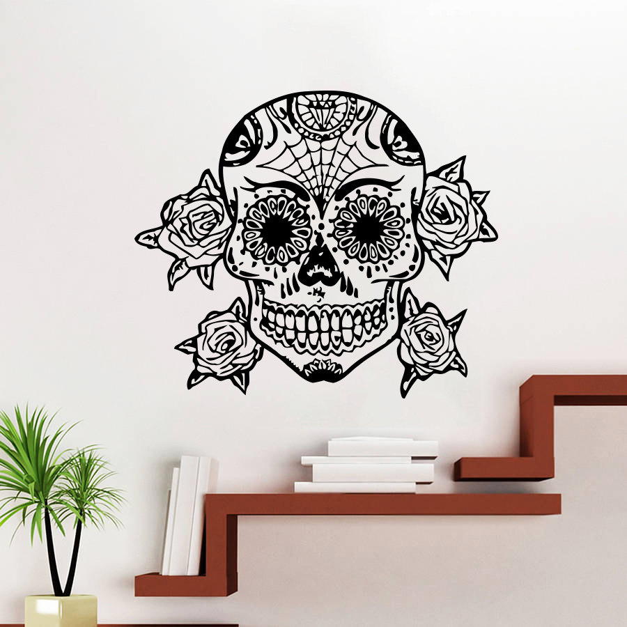 Popular damask wall stickers buy cheap damask wall for Damask wall mural
