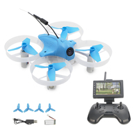 Super Mini Size RC Drone FPV Racer With HD Camera 2.4Ghz 8CH Fast Speed 10m/s Remote Control Helicopters