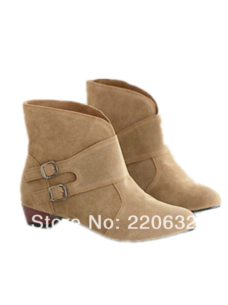 Images of Cute Heel Boots - Reikian