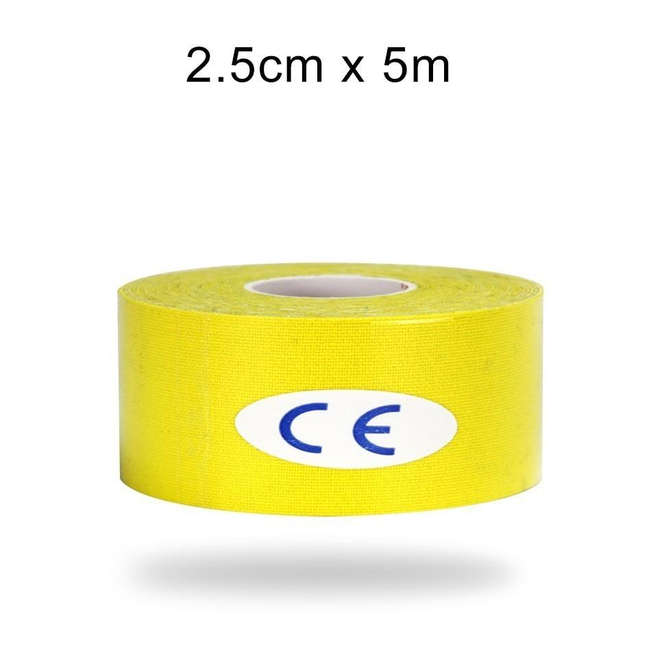 2.5X500 Yellow