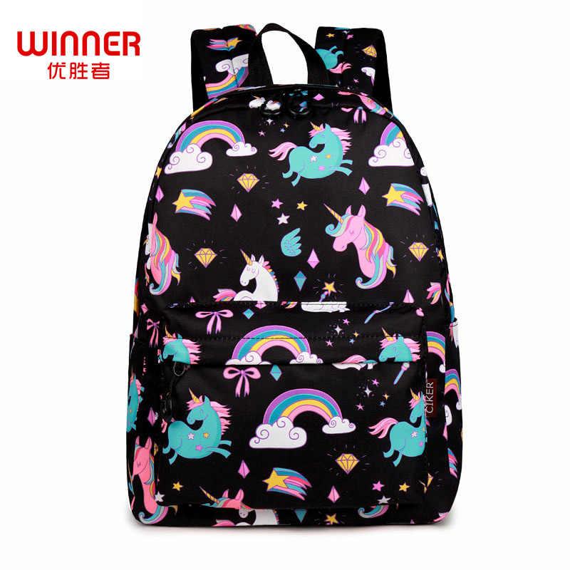 e7503f9d142 Detail Feedback Questions about WINNER School Backpack Cartoon ...