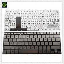 Russian New Keyboard for ASUS UX31LA UX31 UX31A UX31E silver RU laptop