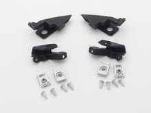 1 Pair RH and LH Front Head Lamp Light brackets supports Repair Kits for VW POLO 2009-2016 SEDAN VENTO