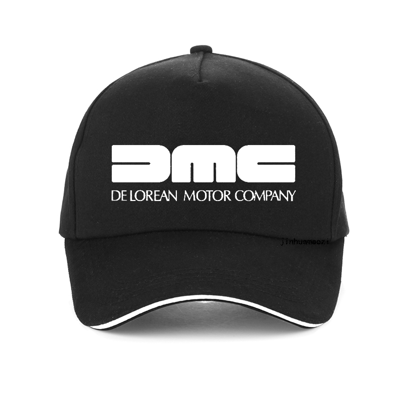 Brand delorean motor company   Baseball     Cap   Back To The Future Film   caps   fashion Unisex adjustable 100%Cotton Snapback Dad hat