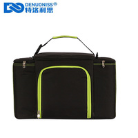 DENUONISS Large Capacity Picnic Bag Takeaway Insulation Bag Aluminum Foil Food Thermal Bag Tote Factory Direct Sales