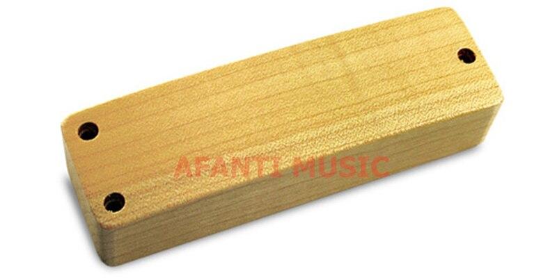 Micros guitare basse Afanti en érable massif (WCNB-MP)