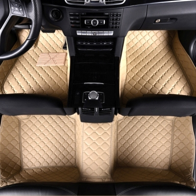 SUNNY FOX Car floor mats for BMW 3 series E46 E90 E91 E92 E93 F30 F31 F34 GT 5D car styling carpet floor liners (1999 present)