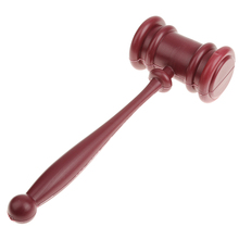 Gavel Hammer Prop Novelty Accessories For Halloween Costume Party Horror Cosplay DIY Accessory