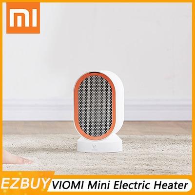 Xiaomi VIOMI Electric Heater Mini home Countertop small Handy room Fan Fast Power saving Warmer for Winter PTC Ceramic Heating