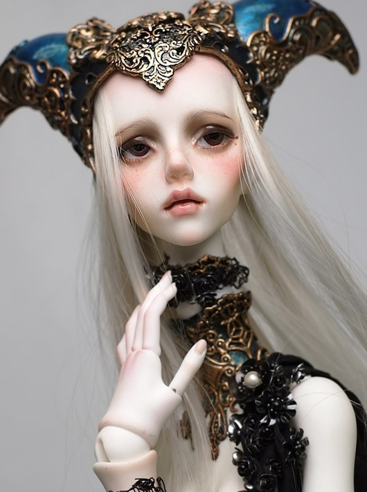1/3 bambole BJD/Giovani doll-trucco e occhio regalo Il Trasporto Libero di trucco