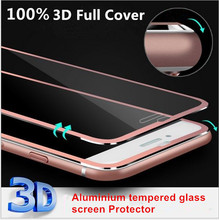 2016 Clear Front Screen Protector for iPhone 6 6s 6s Plus 7 7 plus Tempered Glass