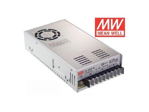 Moyenne bien MW 27 V 13A 350 W AC/DC alimentation à découpage S-350-27 UL Original tout neuf