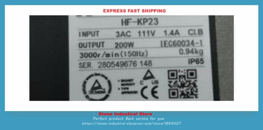 Stokta yeni HF-KP23 AC SERVO MOTOR Orijinal kutuluStokta yeni HF-KP23 AC SERVO MOTOR Orijinal kutulu