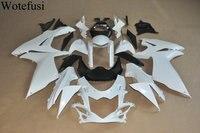Wotefusi ABS Injection Unpainted Bodywork Fairing For Suzuki GSXR 600 750 K11 2011 2012 [CK1065]