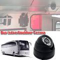 New Arrival !!!SONY CCD 700TVL High Resolution IR Indoor Outdoor Metal Dome bus car Camera  vehicle CCTV Camera Free Shipping