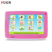 FUGN 7 zoll Wifi Tablette PC Android Kinder Tabletten Quad Core 512 Mt RAM 16 GB Kinder Baby Zeichnung Notebook mit Cartoon fall 8 9,7