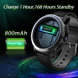 """Image 4 - KOSPET Optimus Pro 3GB 32GB Smart Watch GPS For Men WIFI Heart Rate Monitor 1.39"""" Camera Dual System 4G Smartwatch Android Phone"""