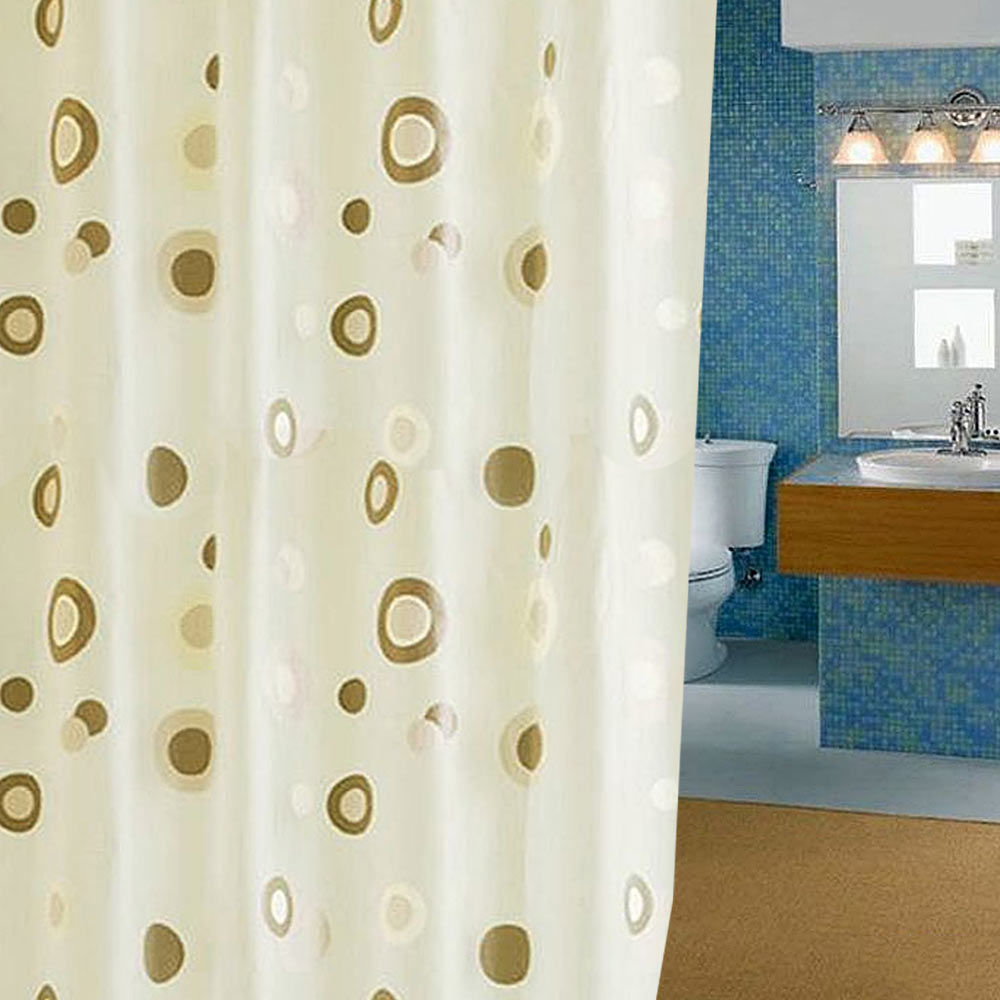 4 Colours Extra Long Waterline Bathroom Plain Shower Curtain Matching Bath Screens In The Curtains From Home Garden On