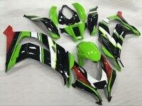 Bodywork for Kawasaki Zx10r Zx 10r Zx 10r 2016 16 Injection Fairing Body Kit Black Green White Red