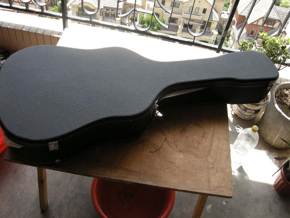 Electric Guitar Ordinary guitar bass Acoustic  Guitar  jazz Hard case Not sold separately  цены