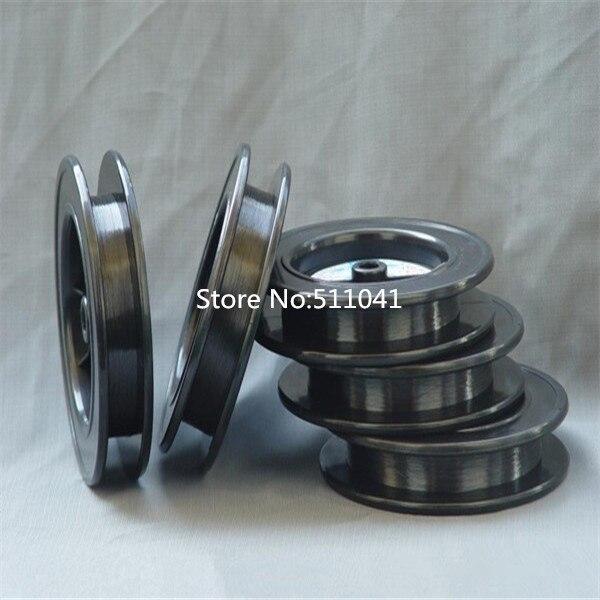 W 99 999 pure tungsten wire diameter 0 025mm 1kg wholesale free shipping