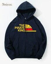 One Piece The Pirate King Luffy Sweatshirt Hoodie
