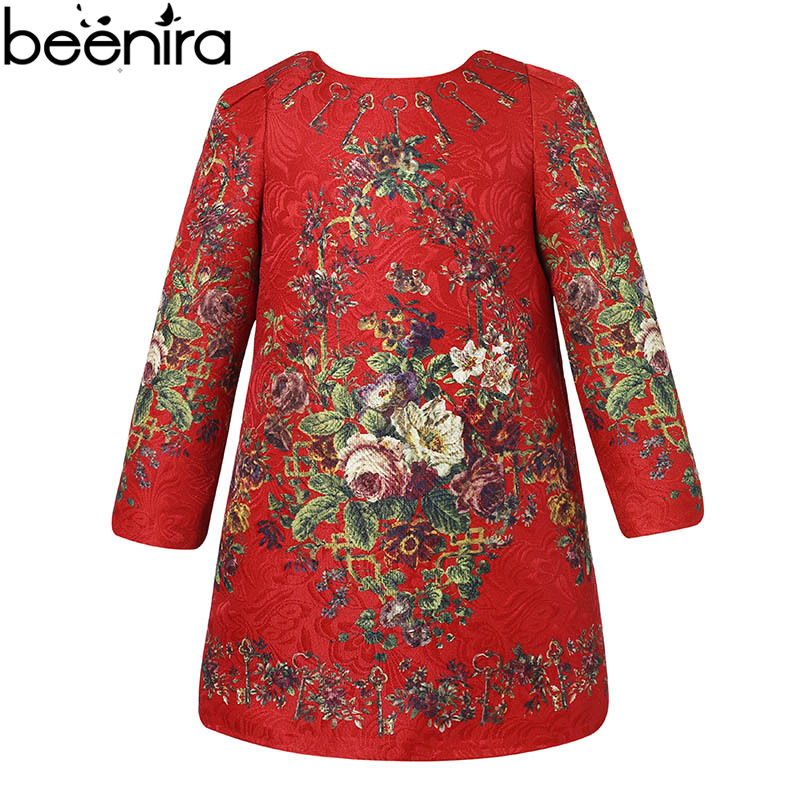 BEENIRA Červené dětské oblečení Dívčí bankety Šaty pro - Dětské oblečení