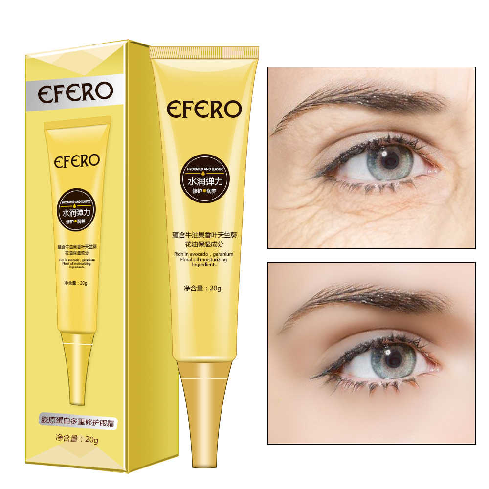 1pcs Eye Cream Skin Care Anti Puffiness Anti Wrinkle Repair Cream