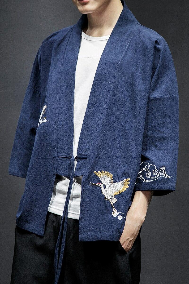 kimono jacket men