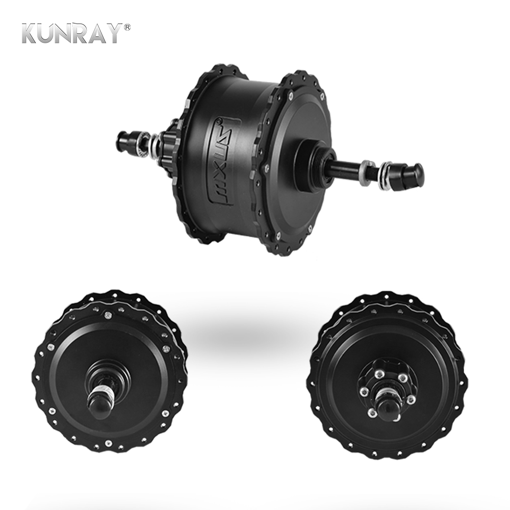 fat bike Rear Wheel Motor