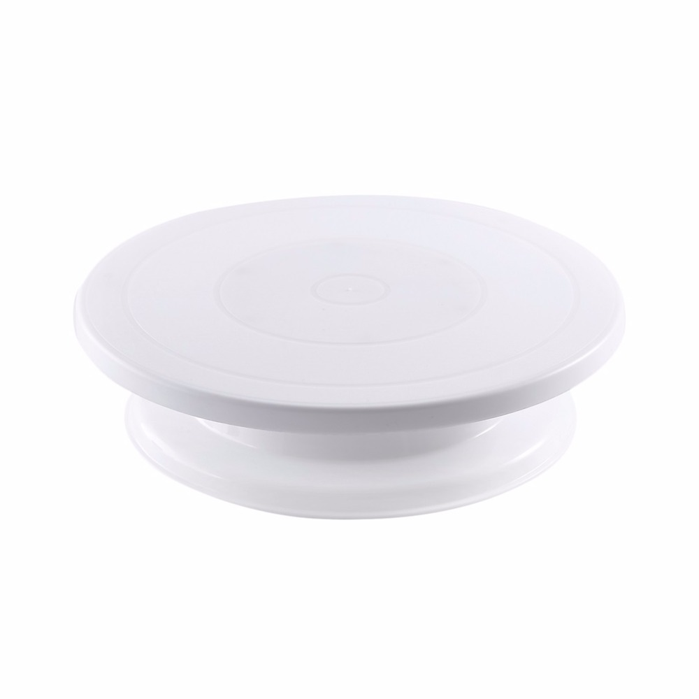 28cm-Plastic-Cake-Turntable-Rotating-Cake-Decorating-Turntable-Anti-skid-Round-Cake-Stand-Cake-model-maker6