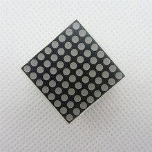 5 шт. 8×8 8*8 Мини-Матричный СВЕТОДИОДНЫЙ Дисплей Красный Общий анод Цифровой Трубки 16-контактный 20 мм х 20 мм 1.9 мм DIY Электронные Комплект Для Arduino