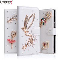 For IPhone 7 Luxury Wallet Flip Leather Case For Apple IPhone 4s 5 5s SE 5C