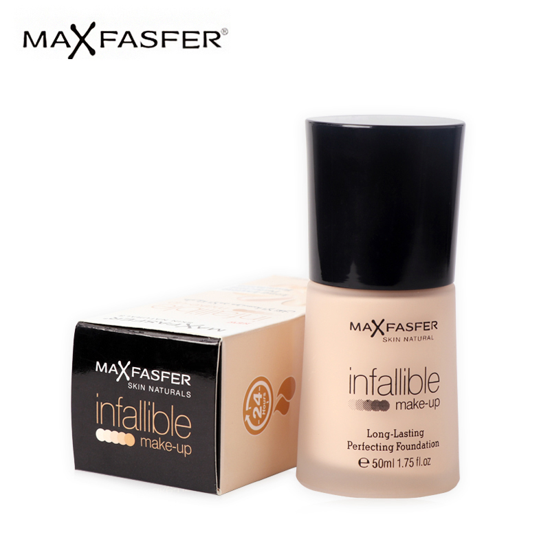 5bf9bf4c2ebb2 MAXFASFER Brighten Liquid Foundation For Face Easy To Wear Full Cover  Concealer Natural Long lasting Face Makeup Base Cosmetic-in Face Foundation  from ...