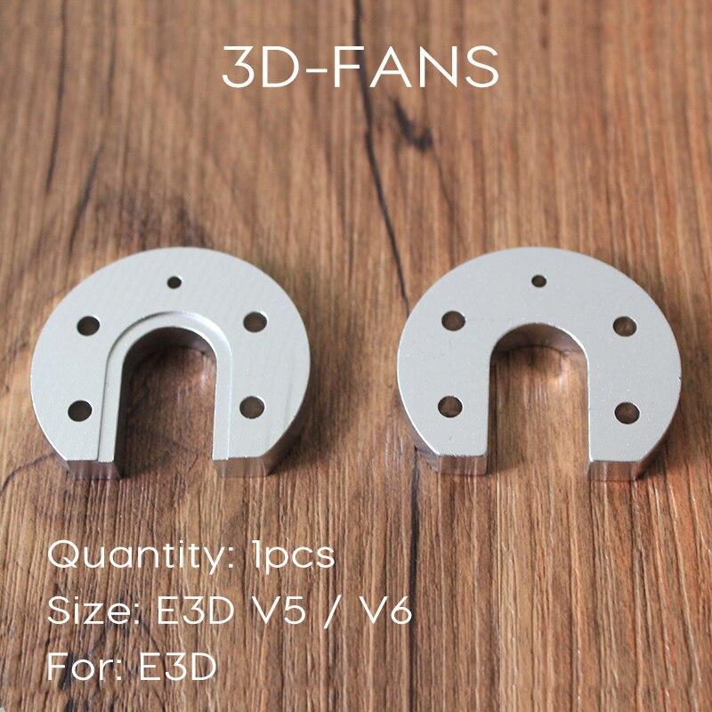 1Pc Reprap Kossel For E3D V5 V6 Hot End Aluminum Alloy Groove Mount Horses Hoof CNC 3D Printer Part High Quality1Pc Reprap Kossel For E3D V5 V6 Hot End Aluminum Alloy Groove Mount Horses Hoof CNC 3D Printer Part High Quality