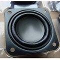 2 pcs 1.5 polegada de áudio alto-falantes alto-falantes 4ohm 2 w ímã grande freqüência integral óleo pano borda cartão bluetooth speaker