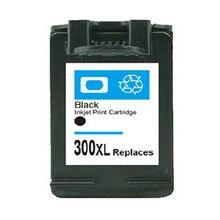Hisaint Черный чернильный картридж для hp 300 300XL с чернилами hp Deskjet D5560 F2410 F2480 F4240 F4260 F4280 F4480 цветной принтер с четыром картриджим