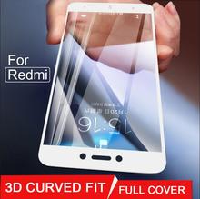 Full Cover Tempered Glass For Xiaomi Redmi Note 5 Pro 5A Prime Screen Protector For Redmi Note 4 4X Pro glass Protective Film